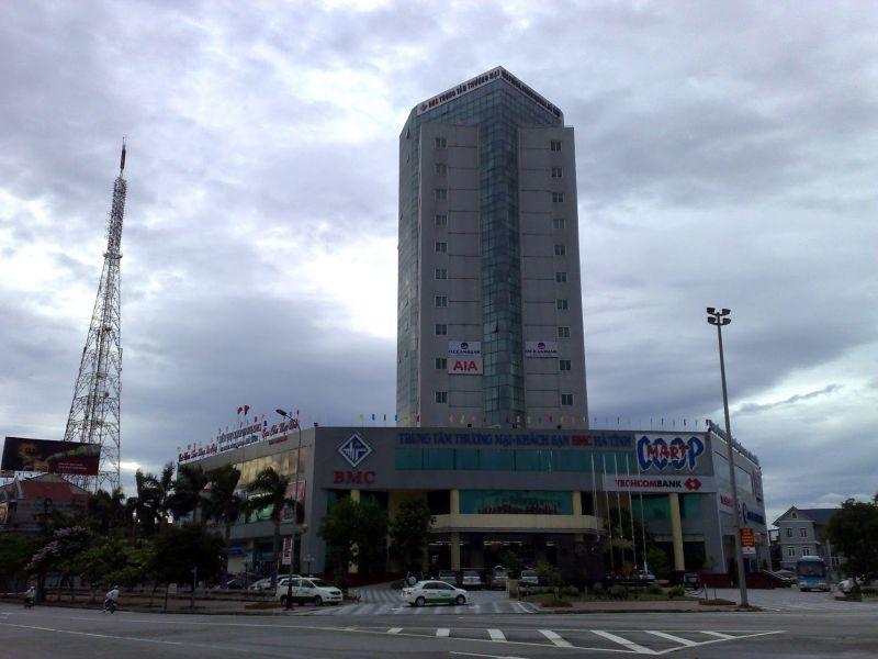 BMC Ha Tinh hotel - Hotell och Boende i Vietnam , Ha Tinh / Thien Cam Beach