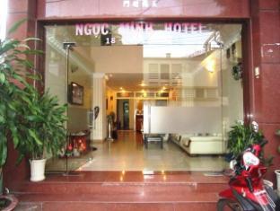 Ngoc Minh Hotel – Dong Du street Ho Chi Minh City - Exterior