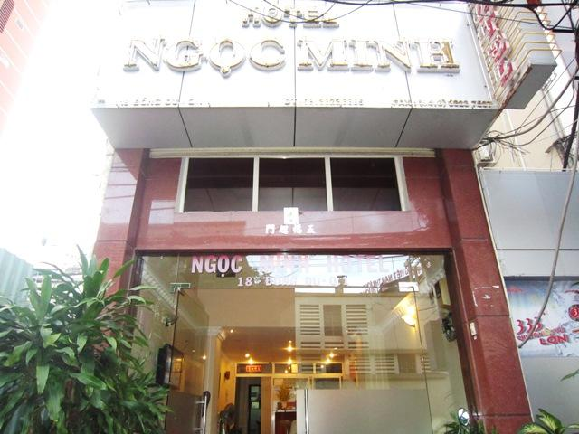 Ngoc Minh Hotel – Dong Du street Ho Chi Minh City
