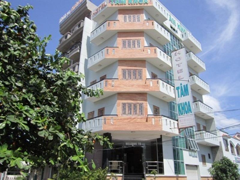 Tam Khoa Hotel - Hotell och Boende i Vietnam , Vung Tau