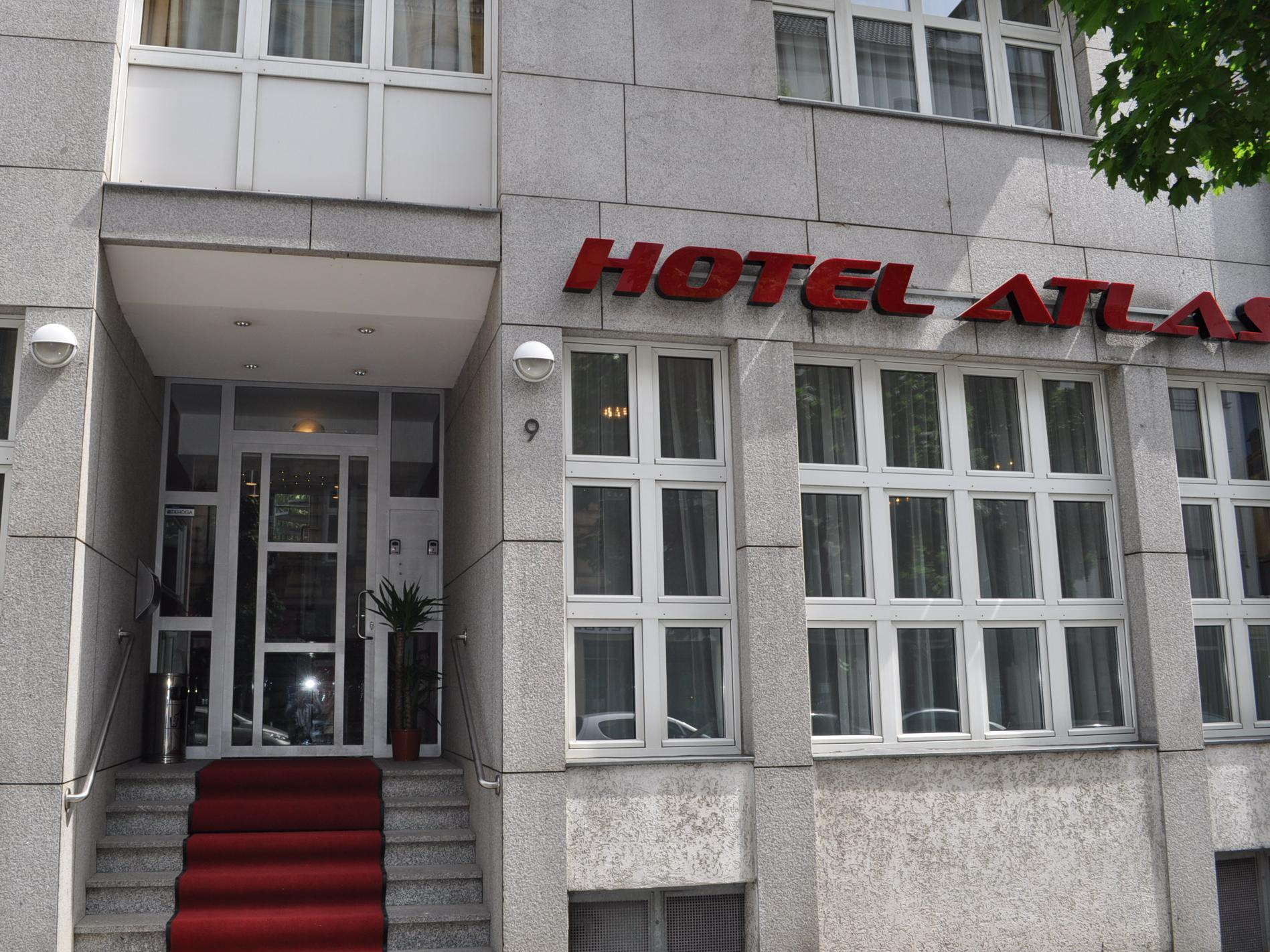 Atlas Berlin Hotel Berlin - Hotel Exterior