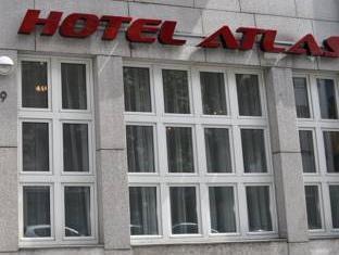 Atlas Berlin Hotel Berlin - Exterior