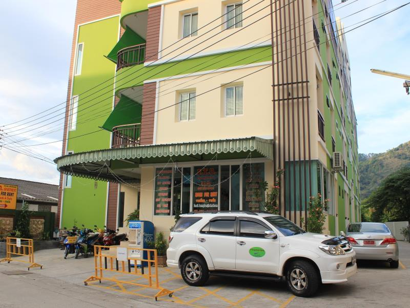 P.T.N. Apartment - Hotels and Accommodation in Thailand, Asia