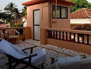 Anjuna Sunway Lagoon Hotel North Goa - Balcony/Terrace