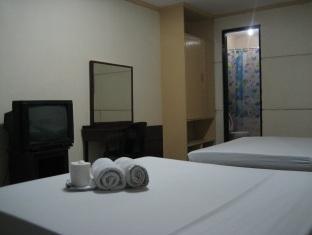 Crosswinds Ocean Hotel مانيلا - غرفة الضيوف