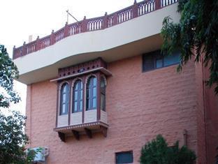 Kiran Villas Jodhpur - Zarokha (Balcony)