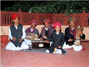 Kiran Villas Jodhpur - Folk Musicians