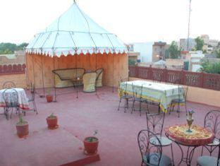 Kiran Villas Jodhpur - Roof Top Restaurant