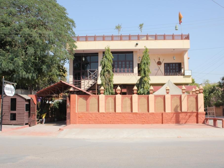 Kiran Villas Jodhpur - Front Elevation