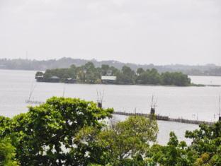 LakeNest Bolgoda Resort Moratuwa / Panadura - View from the Roof Top