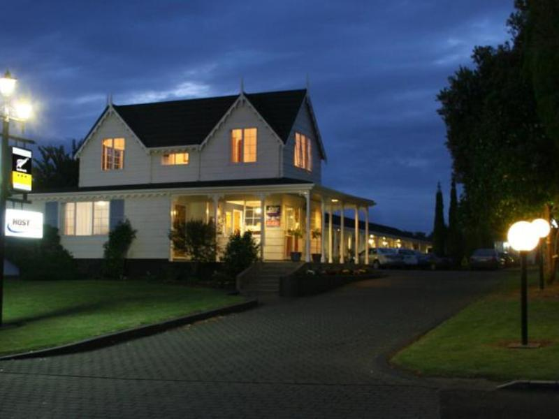 Kings Court Motel - Hotels and Accommodation in New Zealand, Pacific Ocean And Australia
