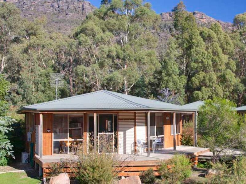 Grampians Chalets Resort - Hotell och Boende i Australien , Grampians