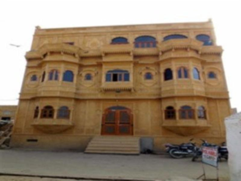 Rose villa - Hotel and accommodation in India in Jaisalmer