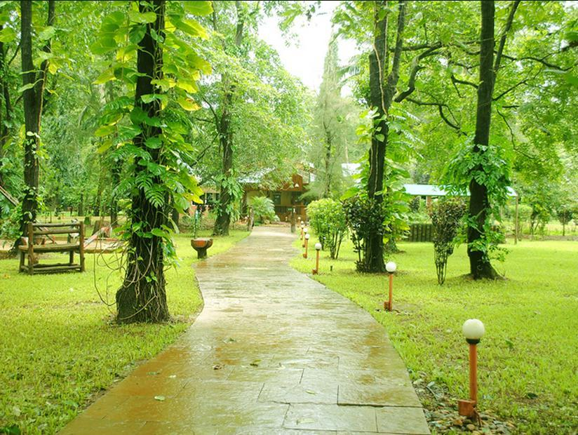Dudhsagar Spa Resort Kuzey Goa