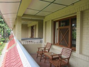 Hotel Wild Life Camp Národní park Chitwan - Balkón/terasa