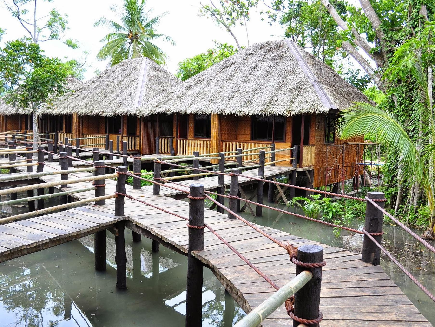 Loboc River Resort Бохол