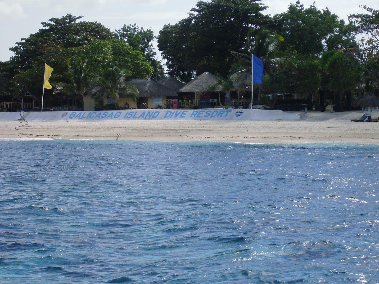 Balicasag Island Dive Resort Бохол