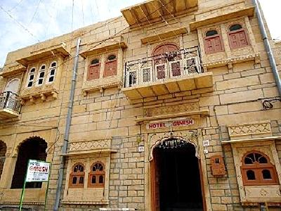 Hotel Ganesh - Hotel and accommodation in India in Jaisalmer