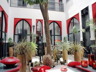 Riad Alegria Marrakesch - Eingang