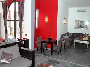 Riad Alegria Marrakech - Living room