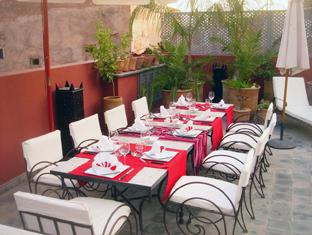 Riad Alegria Marrakech - Food, drink and entertainment