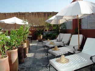 Riad Alegria Marrakesch - Balkon/Terrasse