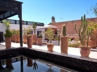 Riad Alegria Marrakesch - Schwimmbad