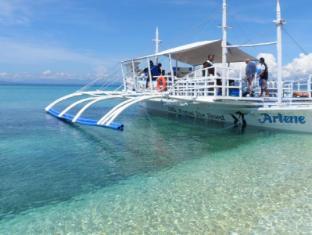 Little Mermaid Dive Resort Cebu - Dive Boat