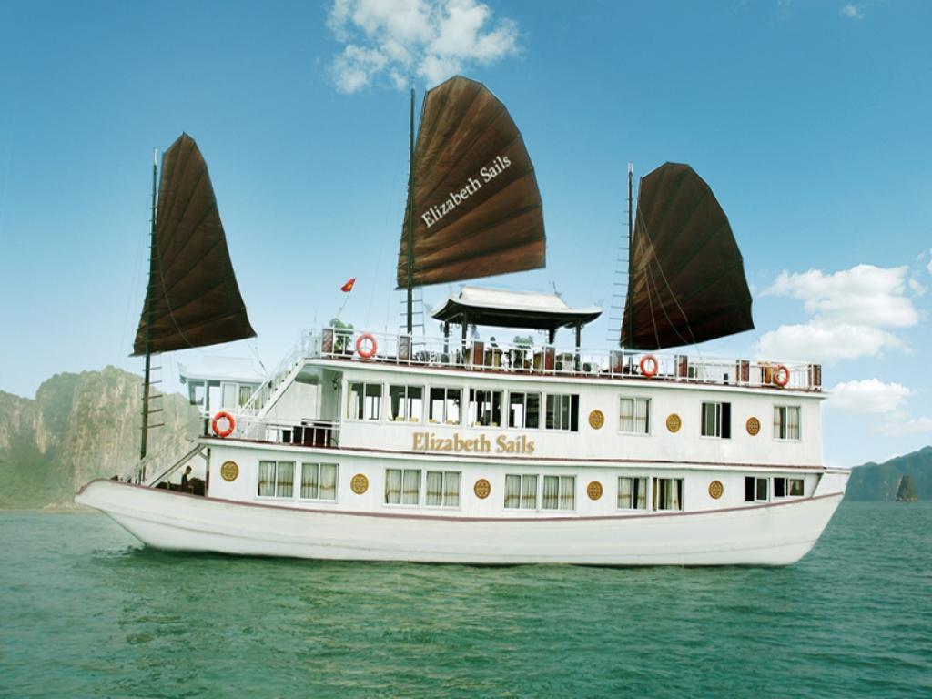 Elizabeth Sails - Hotell och Boende i Vietnam , Halong