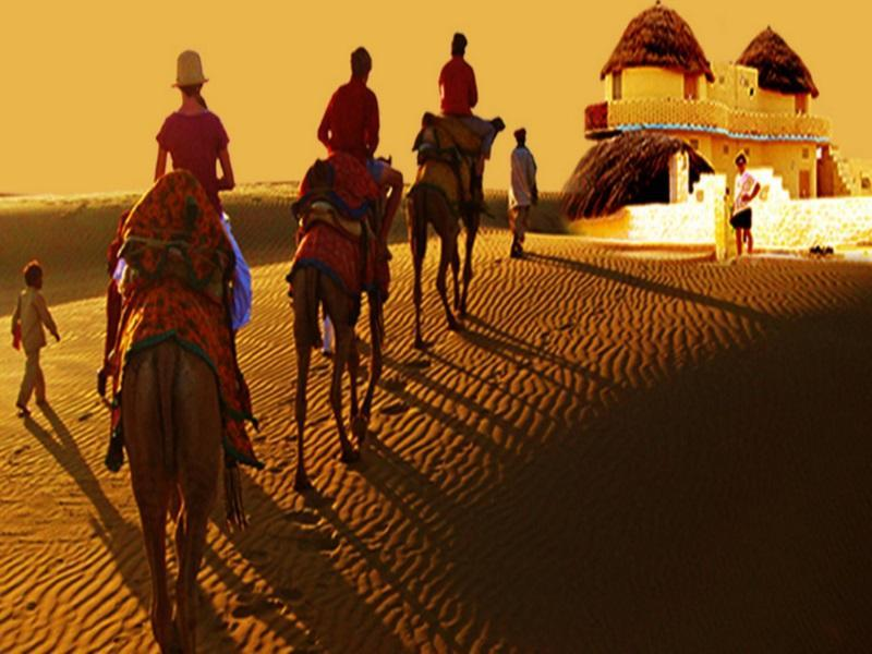 Registhan Guest House - Hotel and accommodation in India in Jaisalmer
