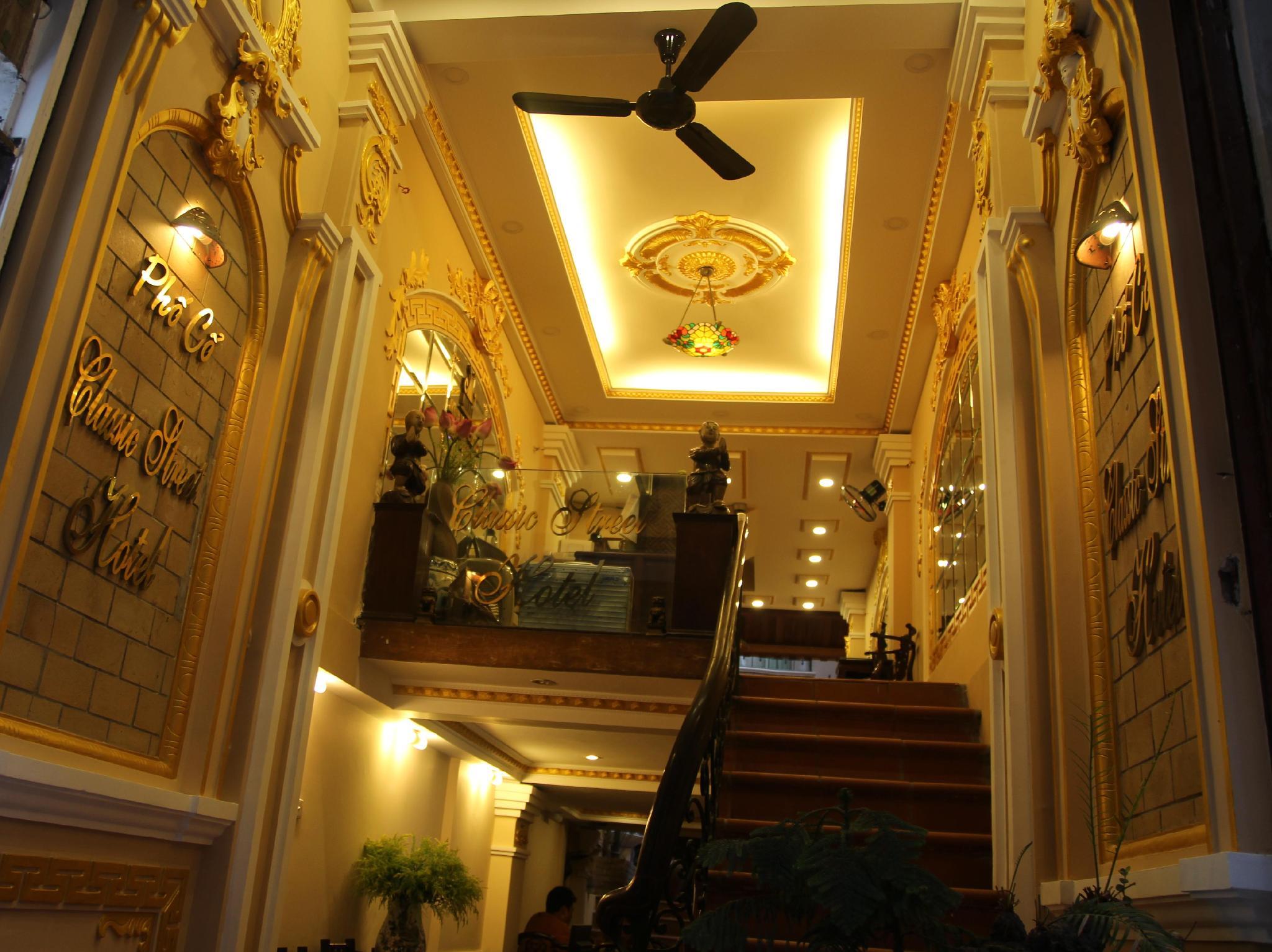 Classic Street Hotel - Hotell och Boende i Vietnam , Hanoi