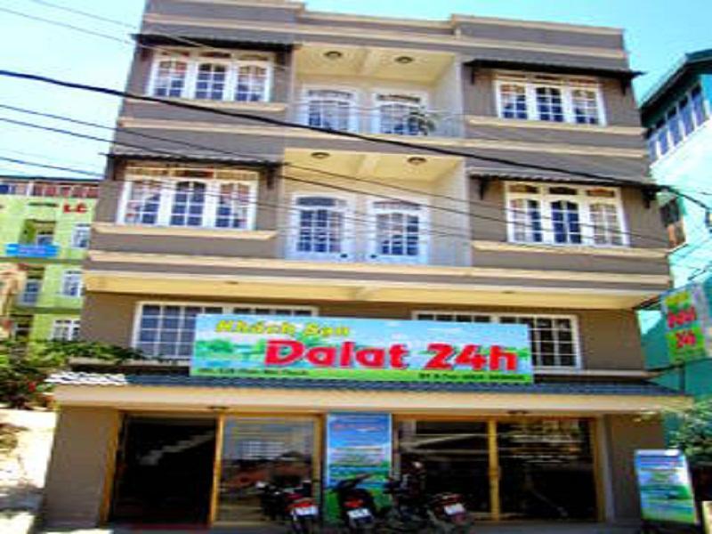 Dalat 24H Hotel - Hotell och Boende i Vietnam , Dalat