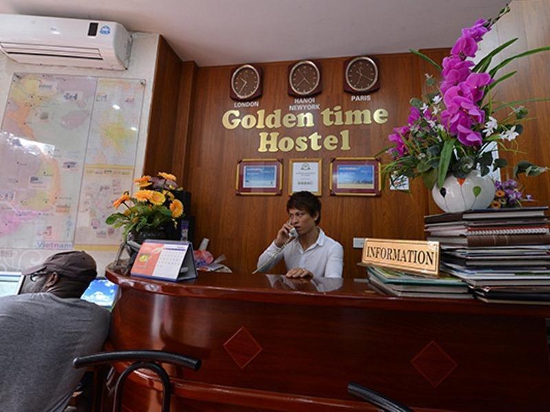 Golden Time Hostel - Hotell och Boende i Vietnam , Hanoi