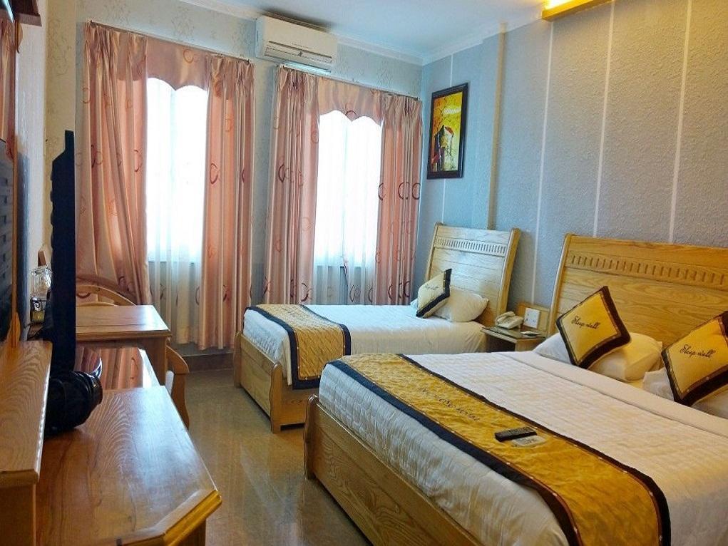 Duc Vuong 2 Hotel - Hotell och Boende i Vietnam , Ho Chi Minh City