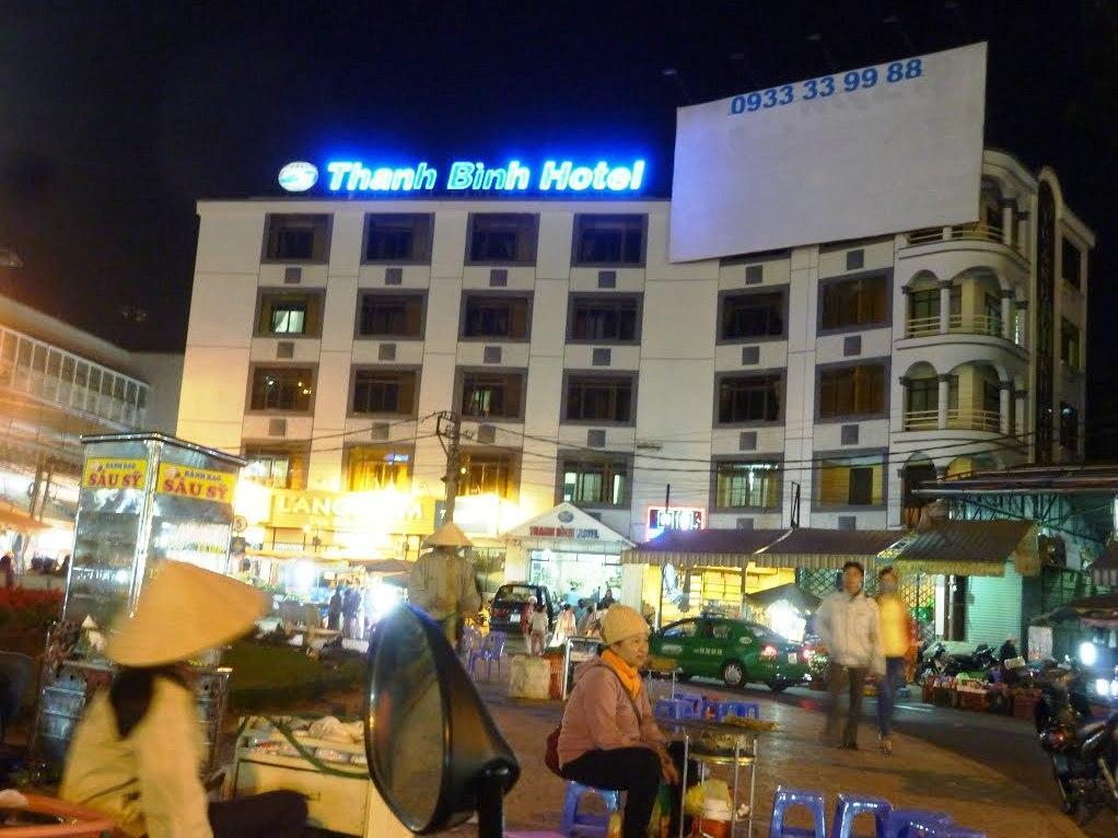 Thanh Binh Hotel - Hotell och Boende i Vietnam , Dalat