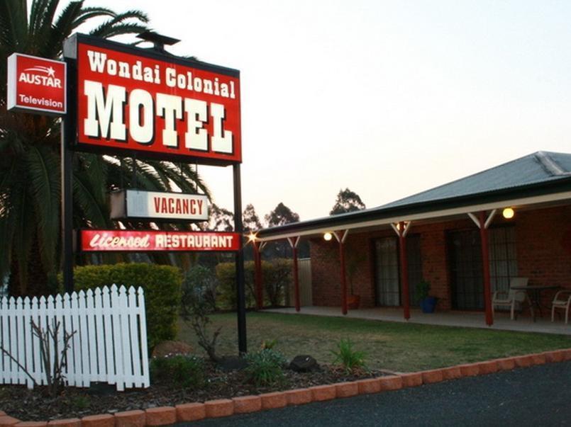 Wondai Colonial Motel - Hotell och Boende i Australien , Wondai
