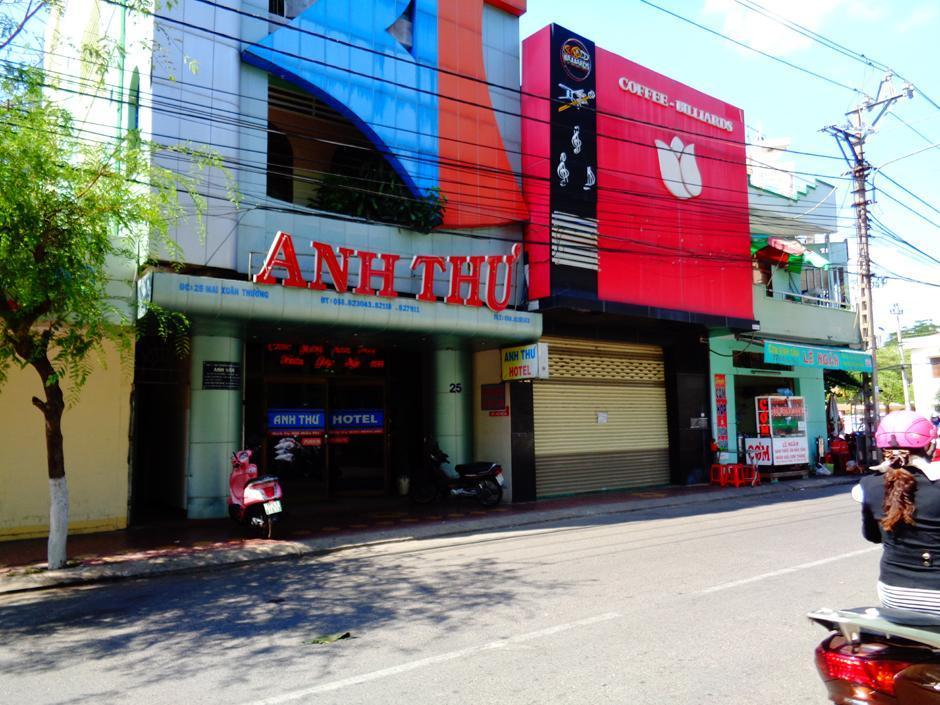 Anh Thu Hotel - Hotell och Boende i Vietnam , Quy Nhon (Binh Dinh)