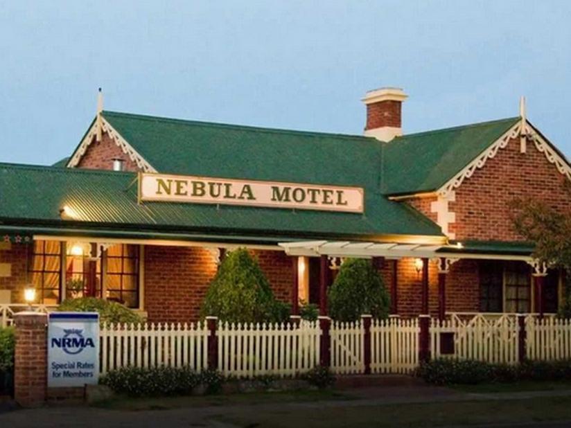 Nebula Motel - Hotell och Boende i Australien , Cooma