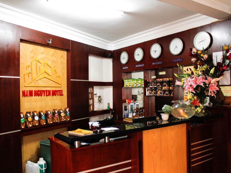 Nam Nguyen Hotel - Hotell och Boende i Vietnam , Dalat