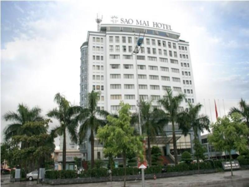 Sao Mai Hotel - Hotell och Boende i Vietnam , Thanh Hoa / Sam Son Beach