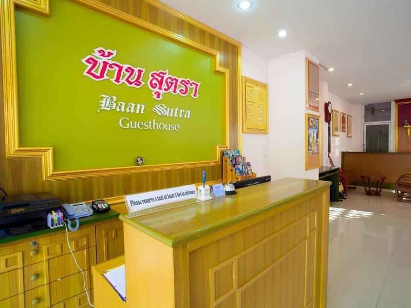 Baan Sutra Guesthouse - Hotels and Accommodation in Thailand, Asia