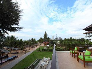 Casuarina Jomtien Hotel Pattaya - Balcony/Terrace