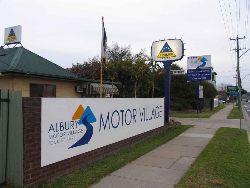 Albury Motor Village - Hotell och Boende i Australien , Albury