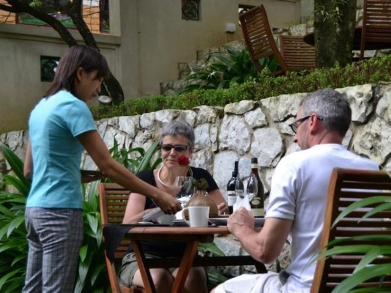 Cha Pa Garden Boutique Hotel   Spa - Hotell och Boende i Vietnam , Sapa (Lao Cai)