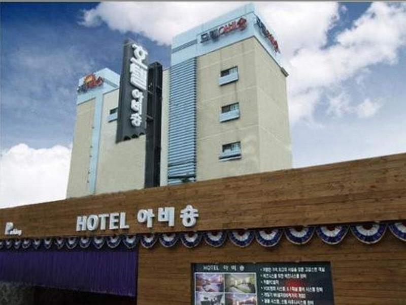 Jongno Abueson Hotel Seoul - Exterior