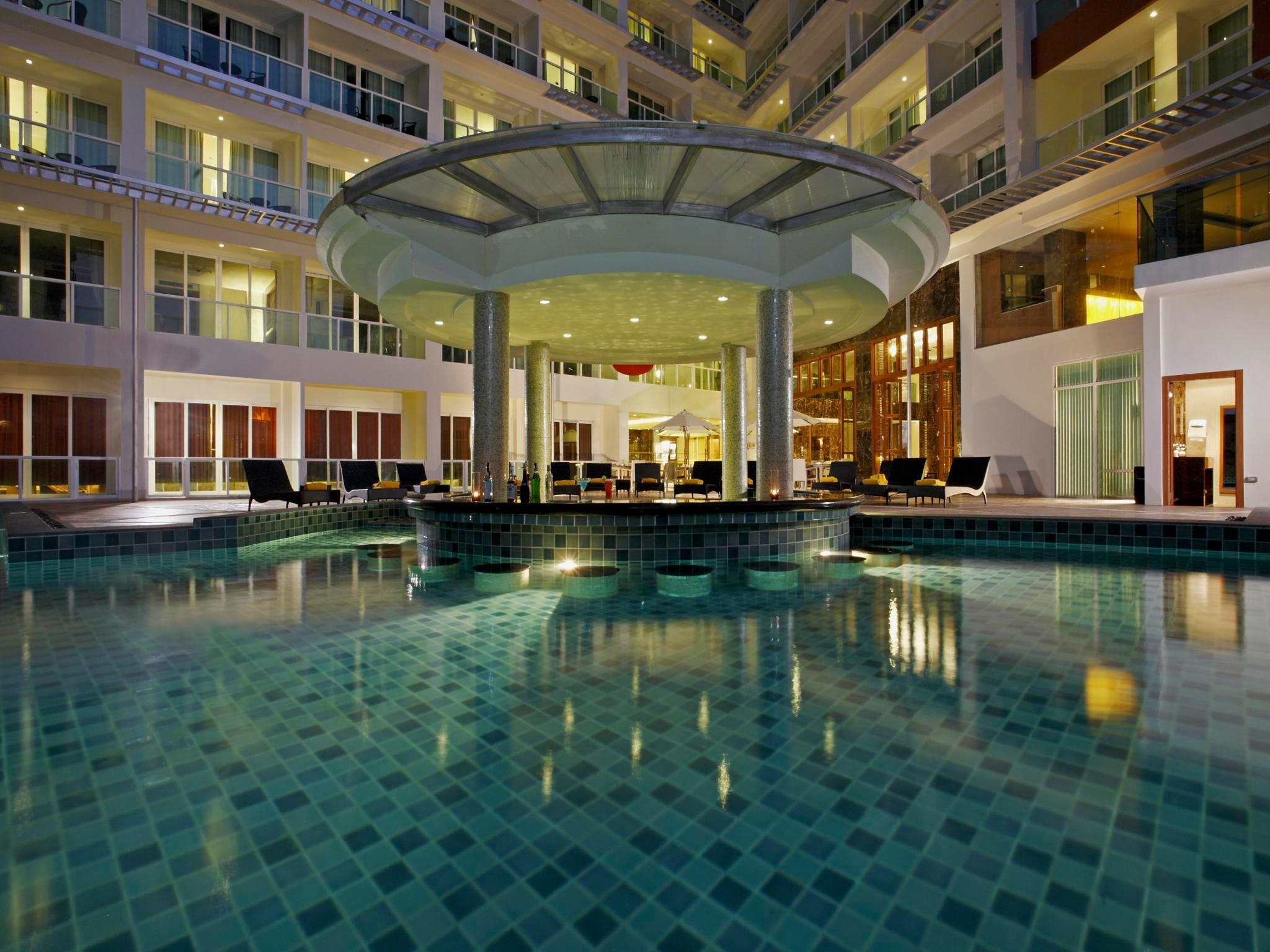 Centara Nova Hotel & Spa Pattaya - Hotels and Accommodation in Thailand, Asia