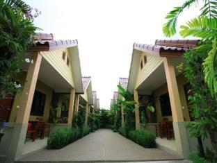 Panpen Bungalow Phuket - Inngang