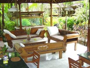 Bumi Ayu Bali - Empfangshalle