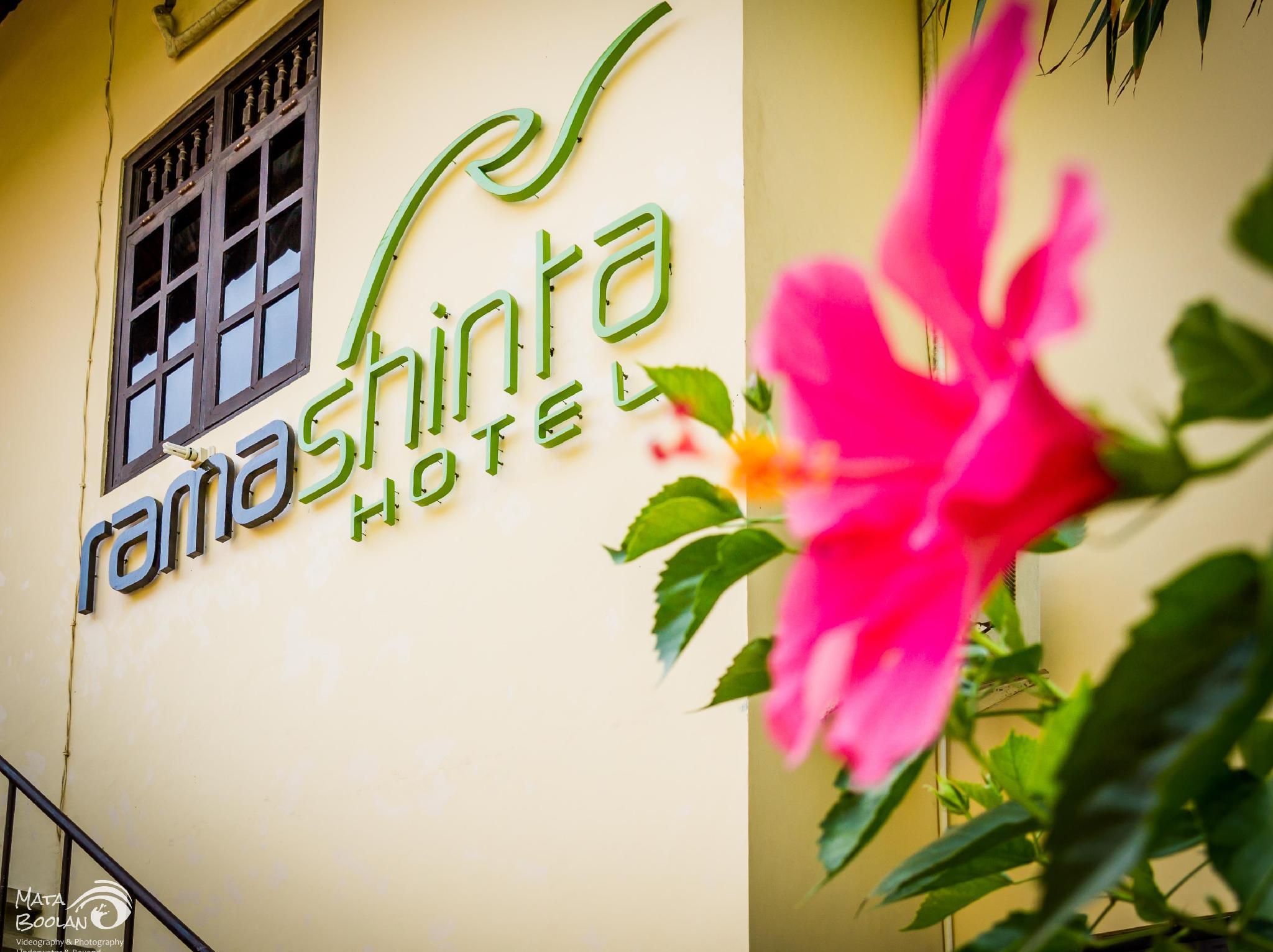 Rama Shinta Hotel Candidasa बाली