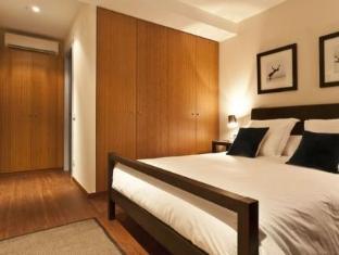 Apartamentos Palauet Tres Torres Барселона - Вітальня